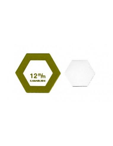 80770 gabarits hexagone Busy Bee