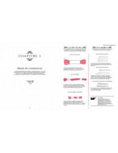 Épingles Fines pour Patchwork - Clover