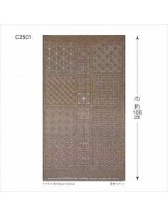 Toile Aïda 5.5 points/cm - 100% Coton