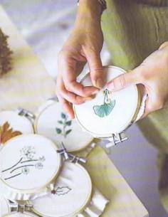 "Knitting Counter ""MINI KACHA-KACHA"" - Clover"