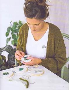 Support d'Aiguilles à Tricoter - Clover
