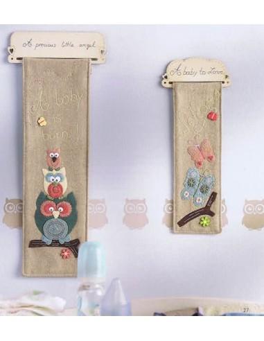 Bloc de 12,7cm Modèle Fleur - La Couserie Créative
